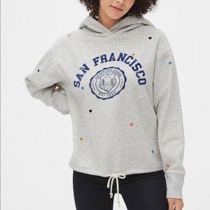 """Gap """"San Francisco"""" hoodie"""